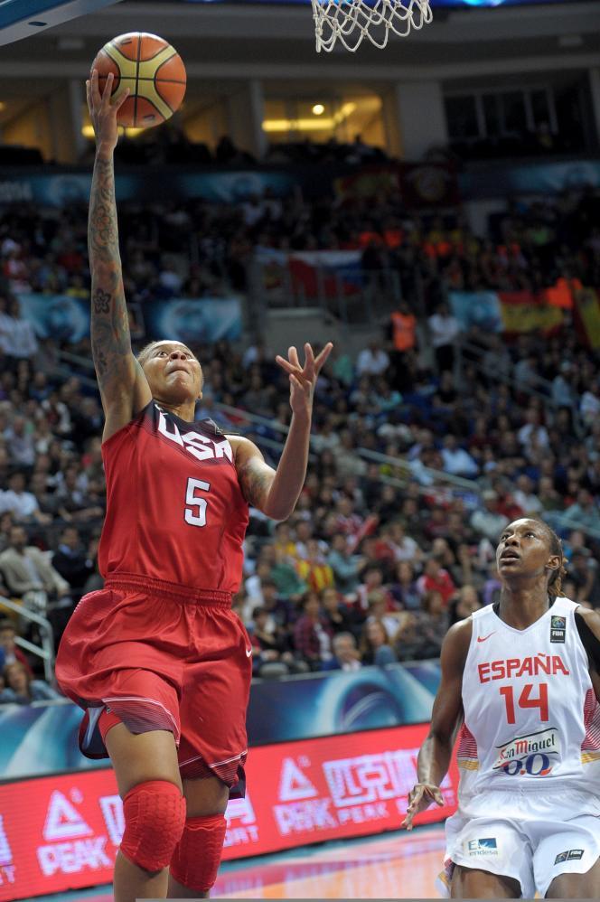 Les Américaines se sont imposées (77-64), dimanche, en finale du Mondial féminin de Basket.
