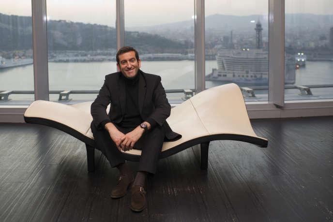Alejandro Mesonero.