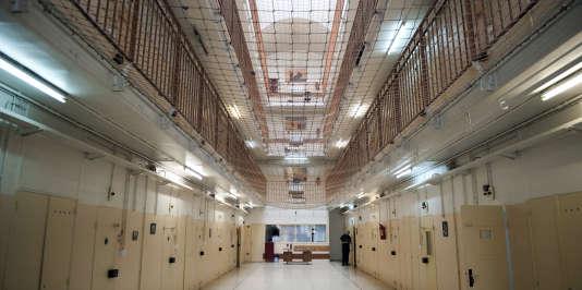 Dans la prison de Fresnes, le 16 juin 2011.