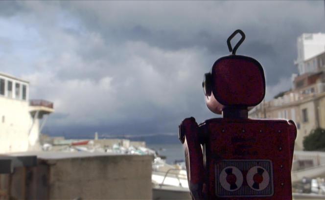 Une image du film documentaire français d'Alain Cavalier,