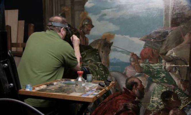 Une scène du film documentaire français et américain de Frederick Wiseman,