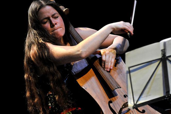 La violoncelliste Emmanuelle Bertrand.
