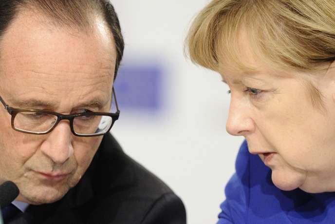 Personne, au niveau européen, n'imagine que Paris et Berlin aillent jusqu'à l'affrontement.