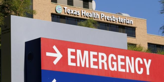 Le patient, de nationalité libérienne, avait été hospitalisé et placé en isolement le 28 septembre au Texas Health Presbyterian Hospital de Dallas.