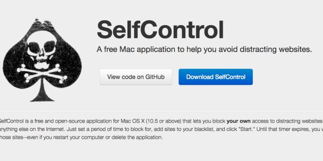 Le web-bloqueur SelfControl résistera aux procrastinateurs les plus acharnés