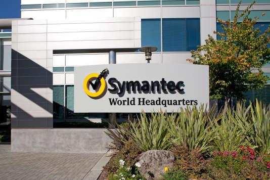 Les locaux de Symantec en Californie.