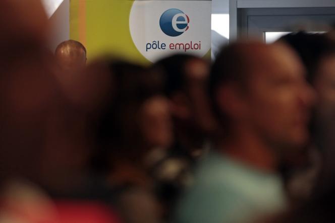 Un Pôle emploi à Nice. D'après une étude publiée en octobre 2013 par la Dares, un service du ministère du travail, 25 % des salariés ont retrouvé un emploi « immédiatement après la rupture ».