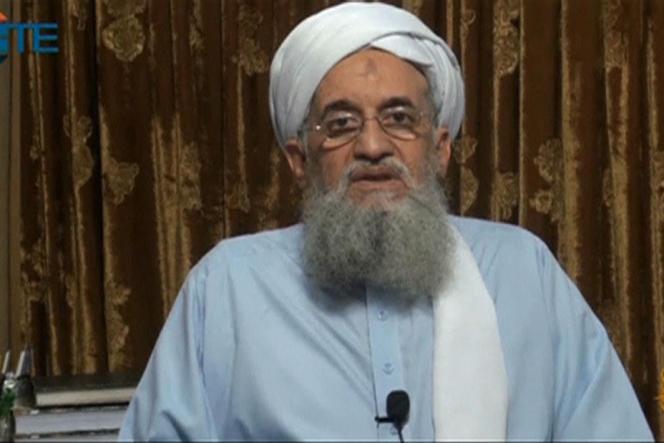 Ayman Al-Zawahiri, sur une vidéo diffusée le 4 septembre.