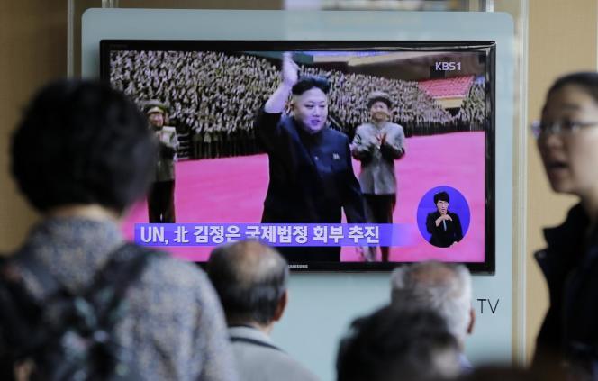 Cela fait plus d'un mois que le dirigeant nord-coréen Kim Jong-un n'a pas été vu en public.