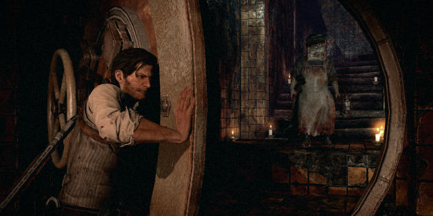 «The Evil Within» (PlayStation4 et Xbox One, 2014).