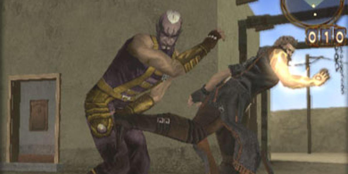 «God Hand» (PlayStation2, 2006).