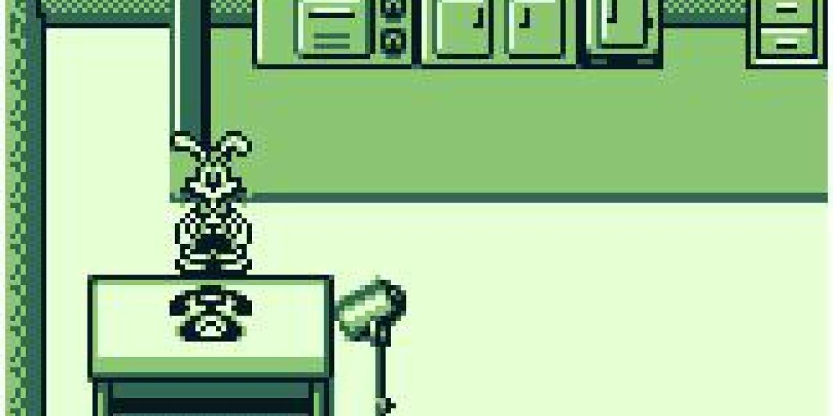 «Qui veut la peau de Roger Rabbit?» sur GameBoy.