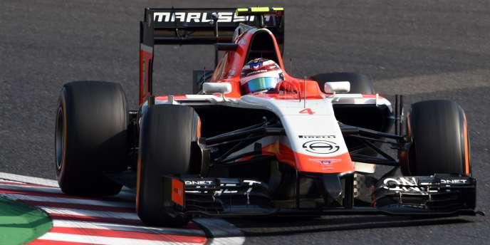 Max Chilton sera le seul pilote Marussia lors du Grand Prix de Russie.