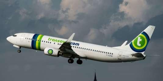Transavia prévoit de transporter dix millions de passagers en 2015.