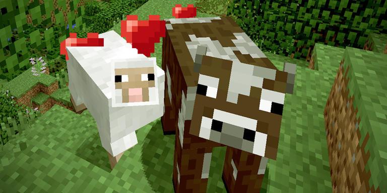 « Minecraft ».