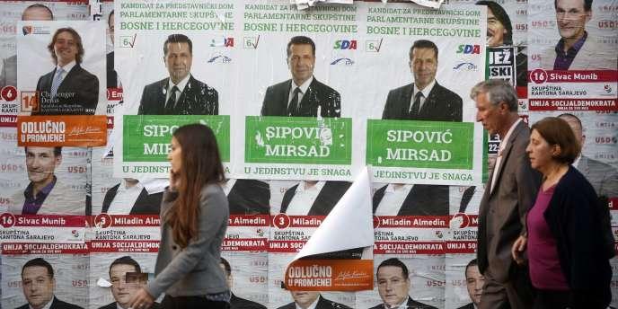 Près de 3,3 millions d'électeurs étaient appelés à choisir, pour un mandat de quatre ans, les trois membres de la présidence collégiale de l'un des pays les plus pauvres d'Europe.