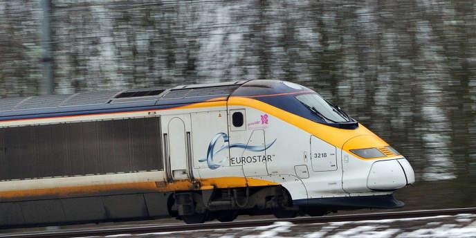 Le gouvernement britannique détient 40 % de la compagnie ferroviaire transmanche.