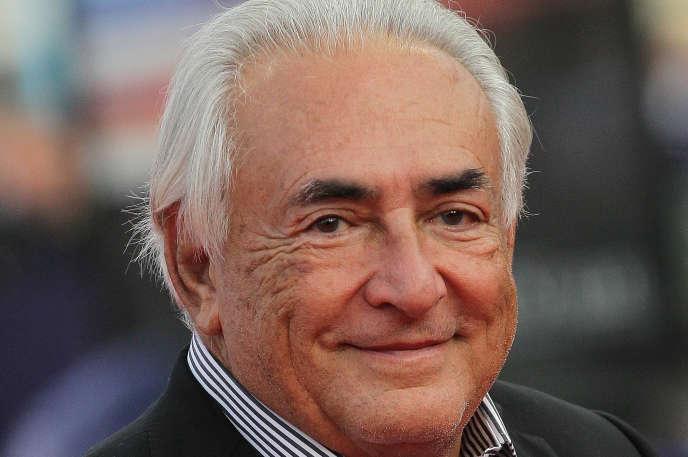 Dominique Strauss-Kahn, le 13 septembre à Deauville.