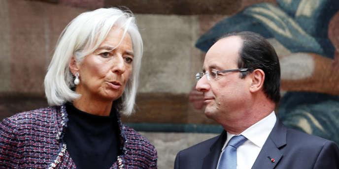 Le FMI (présidé par Christine Lagarde), comme l'OCDE ou le Conseil de l'Union européenne, rivalisent de propositions pour réformer la France.