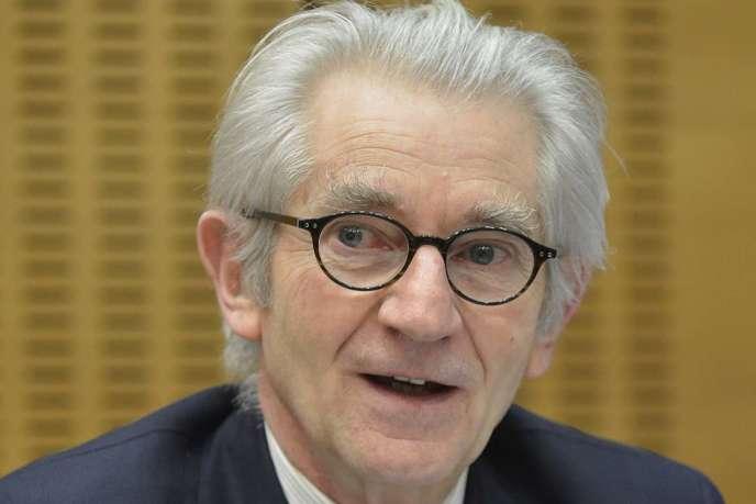 Jean-Paul Chanteguet, président de la commission du développement durable de l'Assemblée nationale, le 12 mars 2013