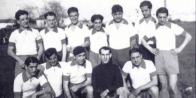 L'équipe de l'UGA Lyon-Décines.