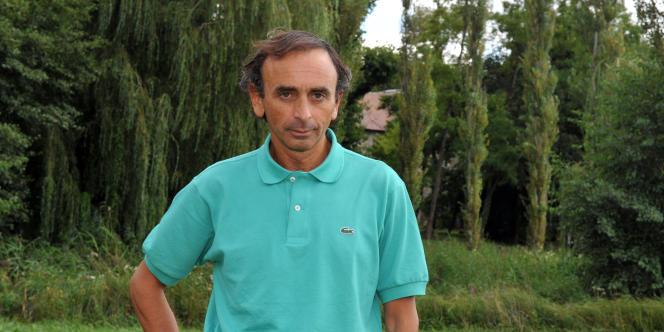 Eric Zemmour.