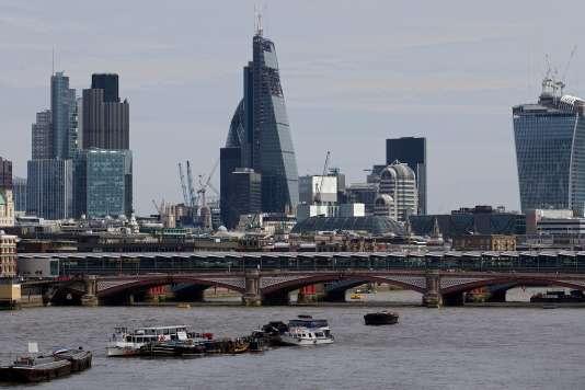Londres, en août 2013.