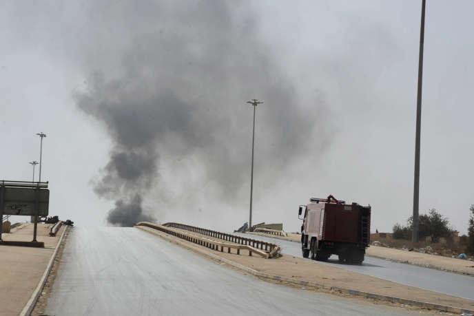 A Benghazi, le 15 octobre.