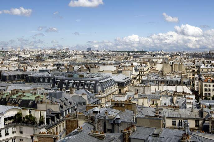 La maire du 9e arrondissement veut demander l'inscription des toits de Paris au patrimoine mondial de l'Unesco.