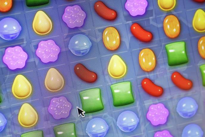 Les jeux de la gamme Candy Crush Saga comptent désormais 318 millions d'utilisateurs mensuels actifs.