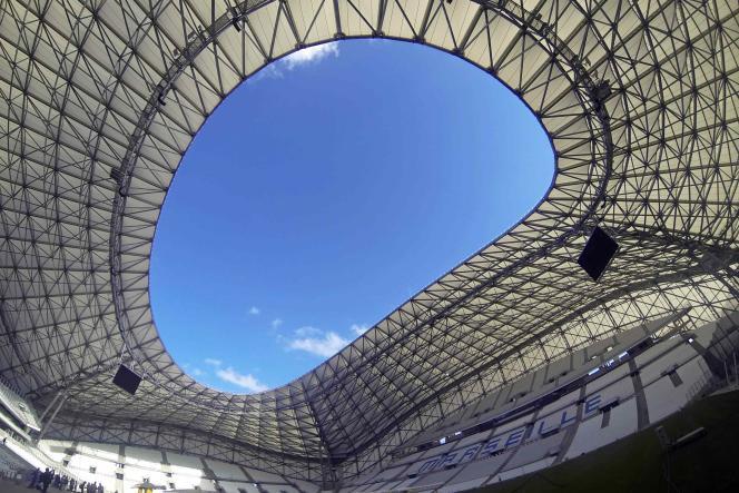 Le Stade-Vélodrome.