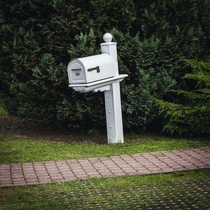 A la Résidence du Parc, les boîtes aux lettres aussi cultivent la fibre US.