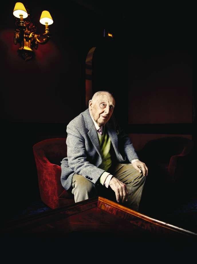 Pour Daniel Cordier, ancien secrétaire de Jean Moulin, les thèses d'Eric Zemmour n'ont