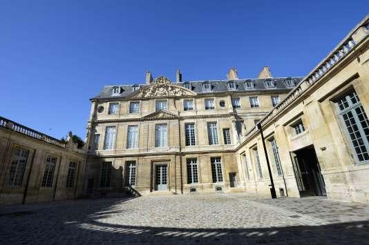 L'hôtel Salé à Paris abrite le Musée Picasso.