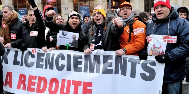 Les repreneurs de La Redoute ont prévu un plan social comportant la suppression de 1 178 postes en quatre ans.
