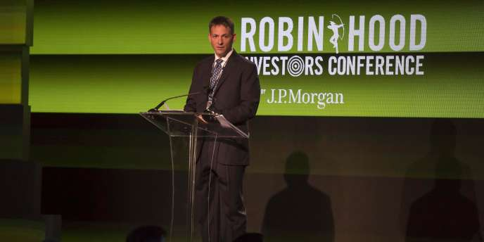 David Einhorn, président de Greenlight Capital.