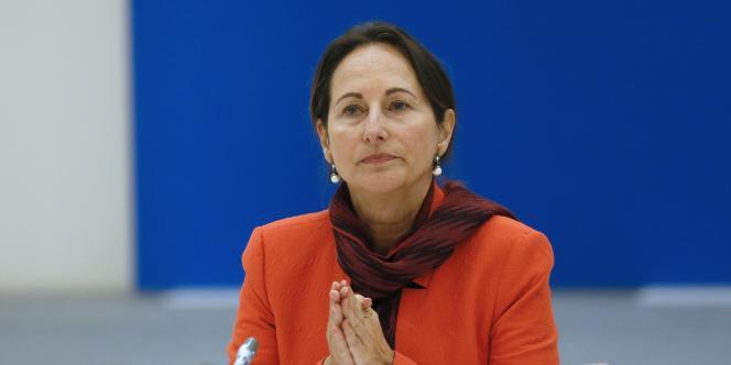 «Il n'y a pas l'écotaxe ou rien, il faut trouver l'argent», a déclaré Ségolène Royal, sur BFM-TV.
