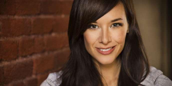 Jade Raymond, productrice de jeux et directrice du studio Ubisoft Toronto en 2014