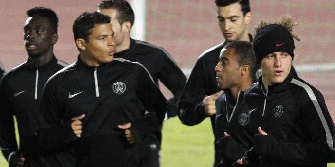 Après deux mois et demi d'absence, le capitaine du PSG Thiago Silva effectuera son retour, mardi 21 septembre contre l'Apoel Nicosie, en Ligue des champions.