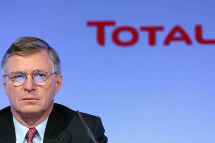 L'ancien patron de Total de 1995 à 2010 Thierry Desmarest.