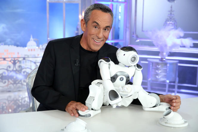 Thierry Ardisson, en 2014