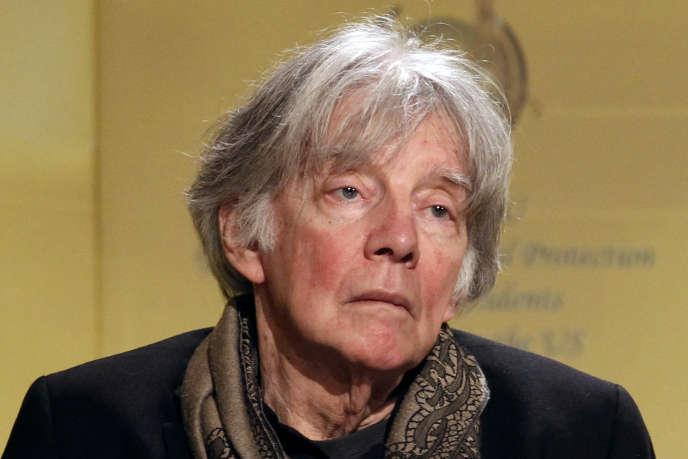 Le philosophe André Glucksmann, en janvier 2012.