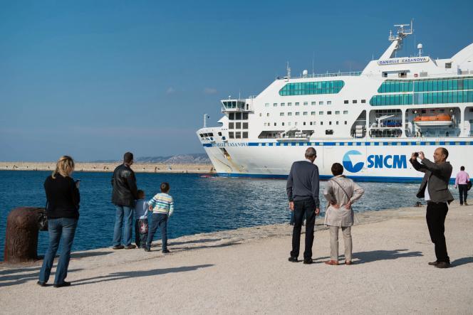 Transdev a exigé le 31 octobre de la SNCM le remboursement d'un prêt de 103 millions d'euros.