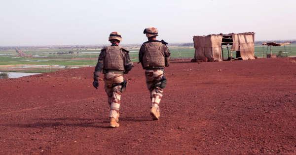 Attaque Terroriste: Mali : Des Soldats Français Visés Par Une « Attaque