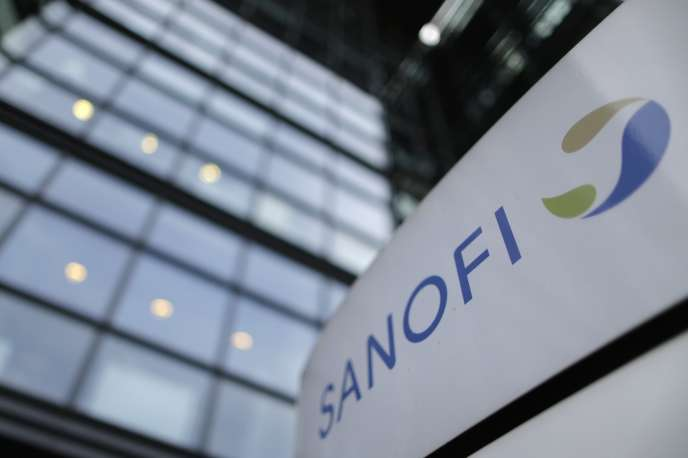 Au total, Sanofi a versé 9,5 millions de dollars aux médecins américains au cours des cinq derniers mois de l'année 2013.
