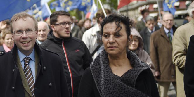 Farida Belghoul, fer du lance du mouvement