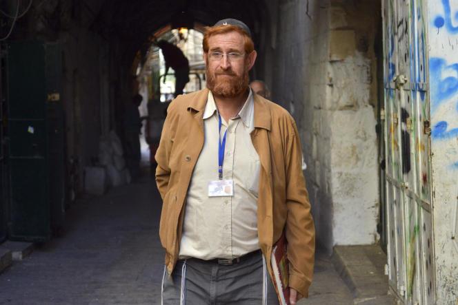 Au moment des faits, le rabbin Yehuda Glick venait de participer à une conférence consacrée à l'engagement de sa vie : les prétentions juives sur le mont du Temple.