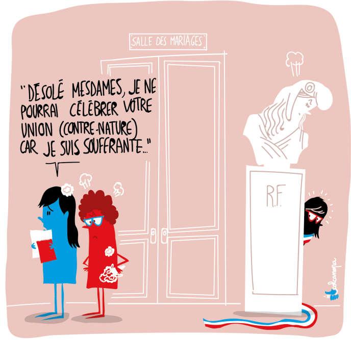 Colpanoca pour Le Monde.