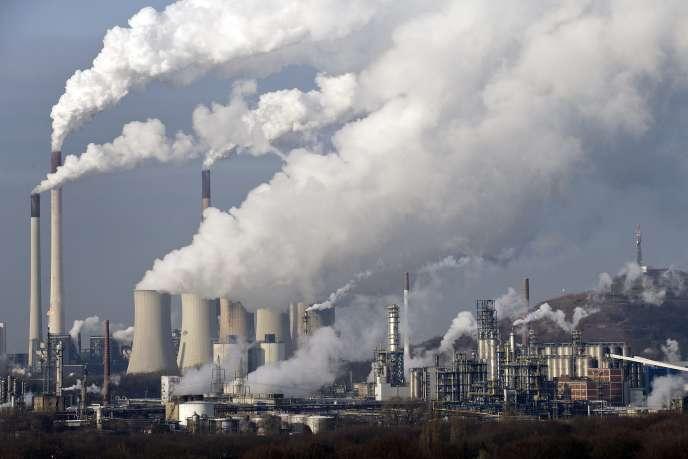 «Les émissions mondiales de gaz à effet de serre ont encore augmenté en 2018.»