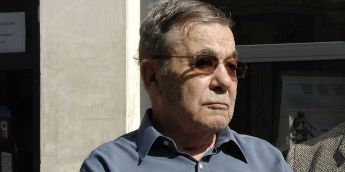Pierre Daix, à Paris, en avril 2007.